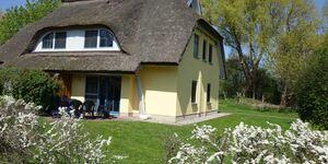 Idyllisches Reetdachhaus Weißdorn 1 mit Sauna und Kamin, DHH Weißdorn 1 in Poseritz OT Puddemin - kleines Detailbild