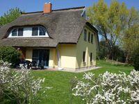Reetdachhaus Weißdorn 1 mit Sauna, Kamin, für 8 Personen, DHH Weißdorn 1 in Poseritz OT Puddemin - kleines Detailbild