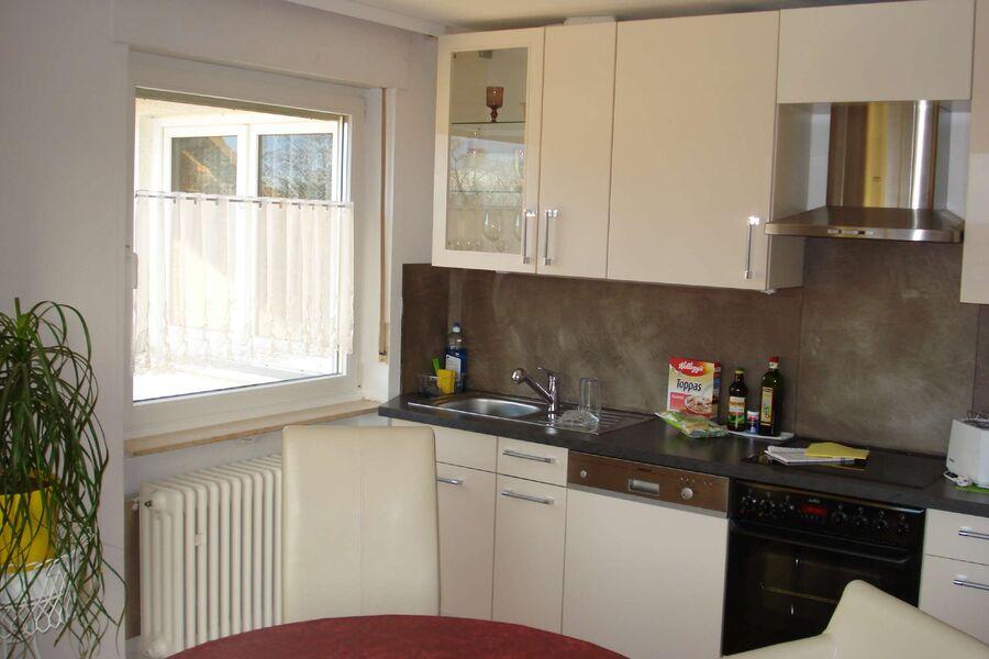 Küche Ferienwohnung 2OG