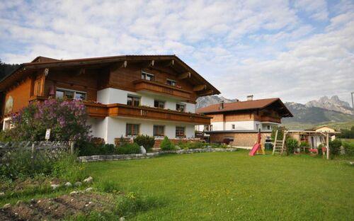 Haus Sonnenruh, Ferienwohnung 85 m² 1