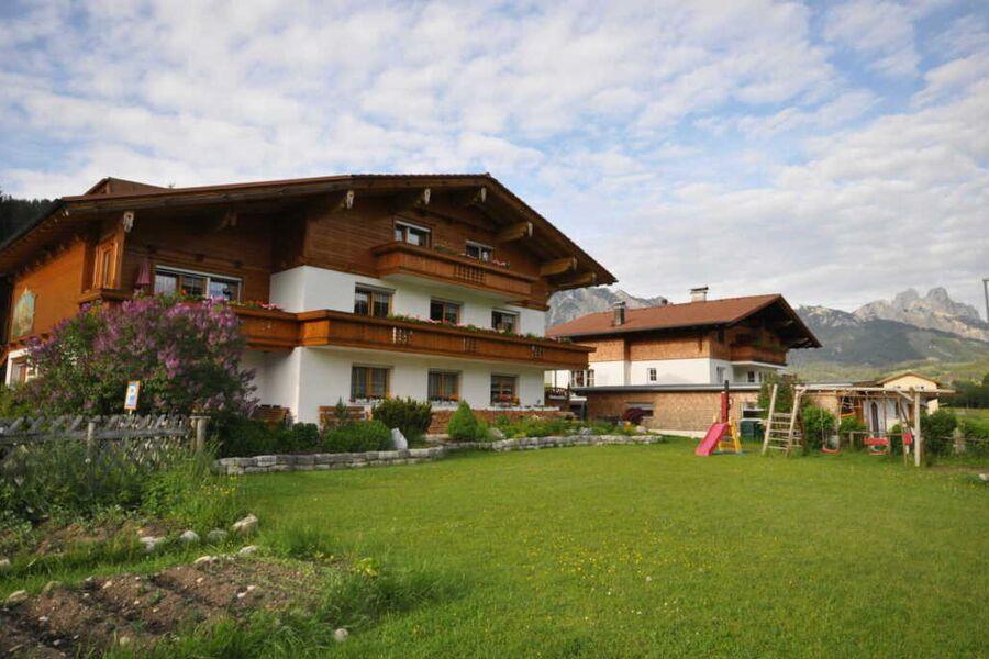 Haus Sonnenruh, Ferienwohnung 45 m² 1