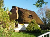 Reetdach Ferienhaus nahe Ostseebad Kühlungsborn, Reetdach Kastanienhaus (52m², 3-Raum, max 4 Pers.) in Gersdorf - kleines Detailbild