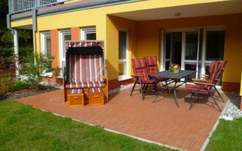Zempin Ostseepark WE 01 **Insel Usedom**150m zum Strand**, WE 01 *Seemalve*
