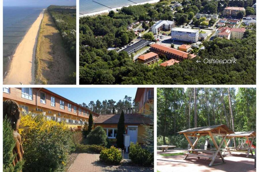 Collage Ostseepark