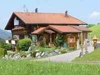 Apartements Haus am Anger - Ihr Alpinrefugium, Erkerstube im Goldmelissenkleid  1 in Jungholz - kleines Detailbild