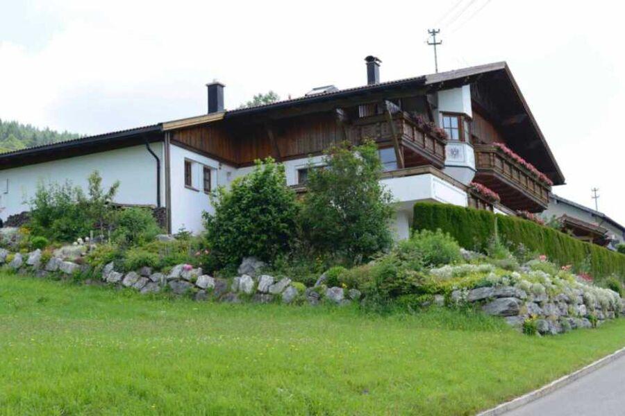 Apartements Haus am Anger - Ihr Alpinrefugium, Tra