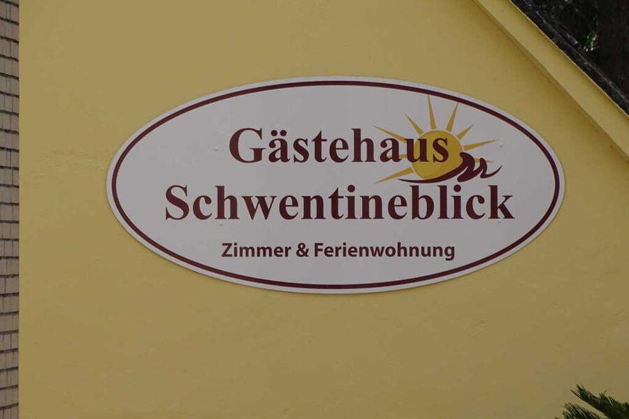 Willkommen im Gästehaus Schwentineblick
