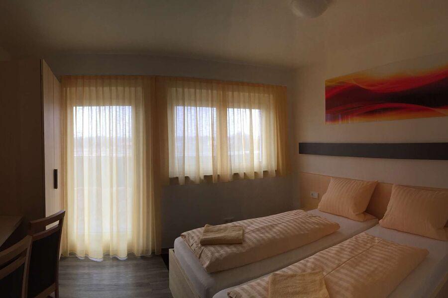 Schlafzimmer Suite 2