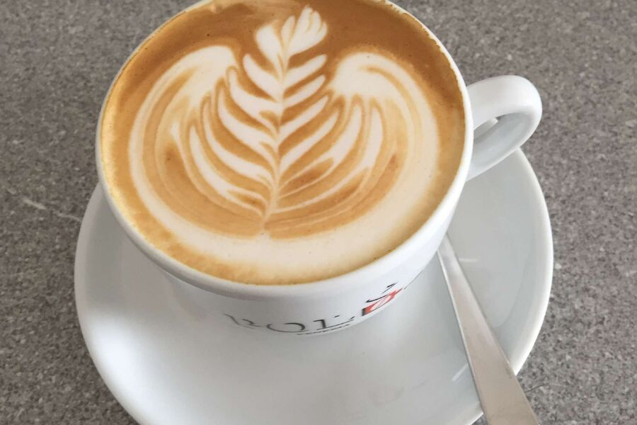 Cafespezialitäten von unserem Barista