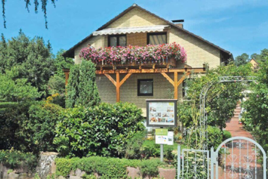 Ferienwohnungen Haus Bahlo