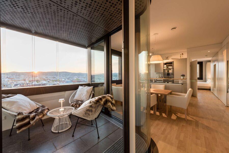 Vienna Hills View - Skyflat