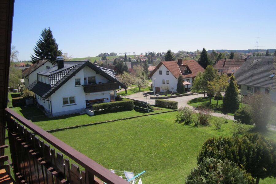 Von der Terrasse