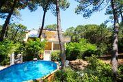 die Pools der Villa Lidia