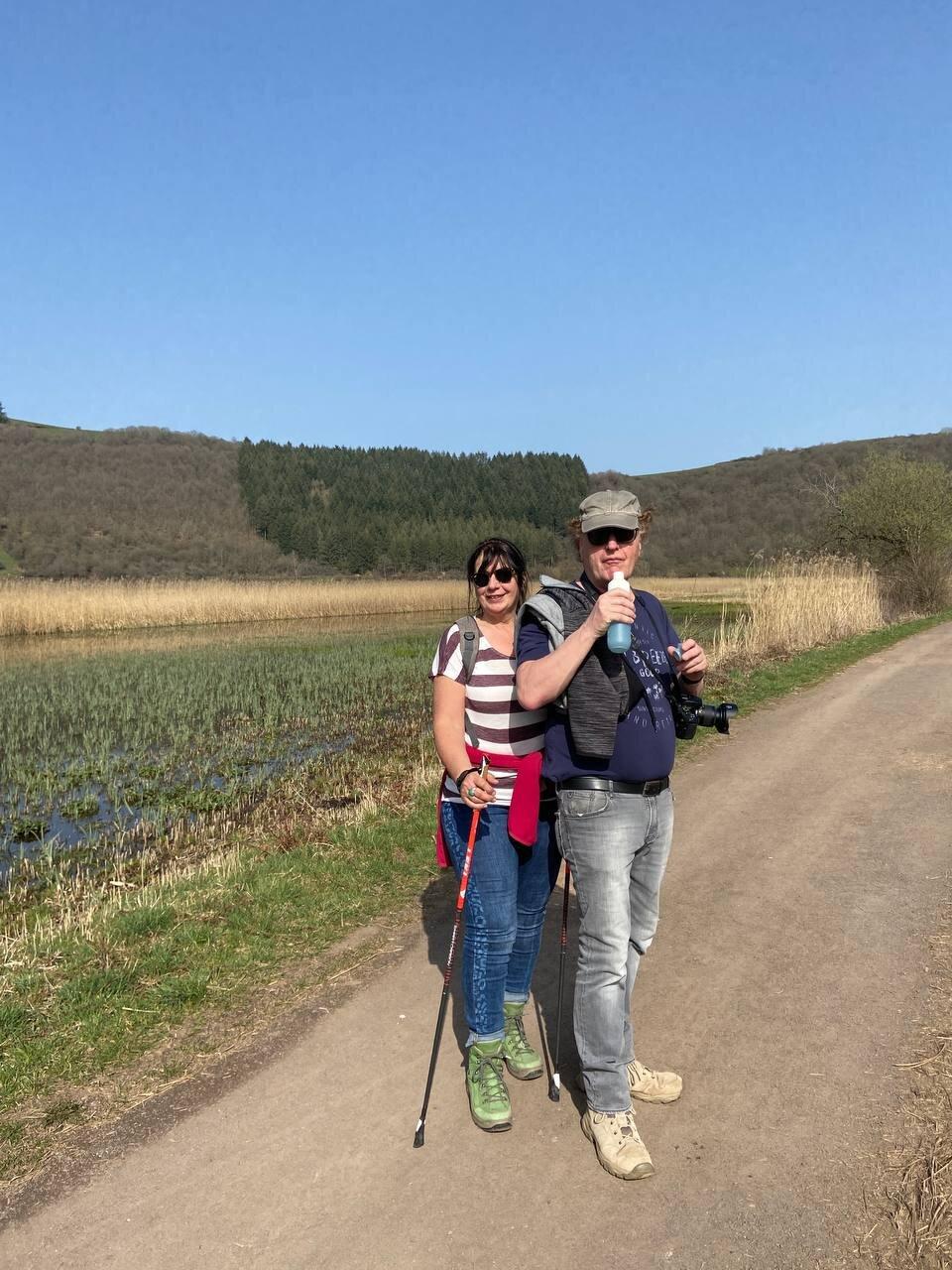 Marianne und Lothar