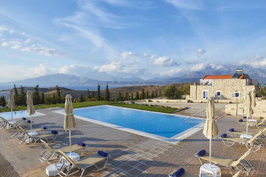 Orelia Cretan Villas - Der 78qm Pool