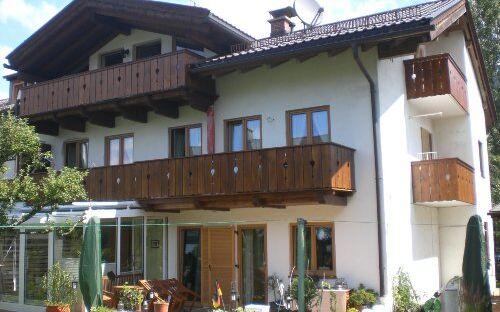 Ferienwohnungen Portele - Dachgeschoss