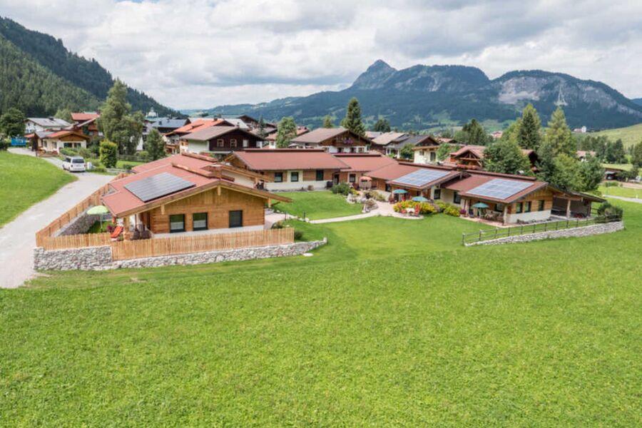 Almdorf Tirol, Chalet Ferienhaus 13