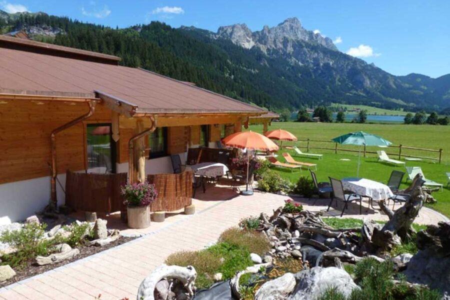 Almdorf Tirol, Chalet Ferienhaus 10