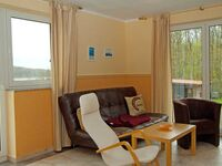 Gästehaus ' Am Jasmunder Bodden 'mit Seeblick und Balkon, Ferienappartement II EG links 'Habichtssic in Buschvitz - kleines Detailbild