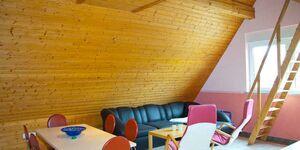 Gaestehaus '  Am Jasmunder Bodden ' mit Seeblick und Balkon, Ferienappartement IV OG rechts 'Adlerho in Buschvitz - kleines Detailbild
