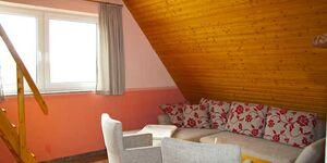 Gaestehaus '  Am Jasmunder Bodden ' mit Seeblick und Balkon, Ferienappartement III OG links 'Falkent in Buschvitz - kleines Detailbild