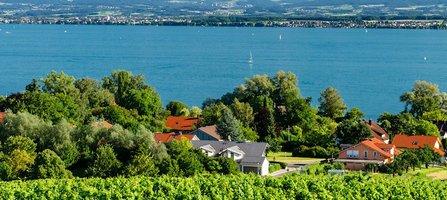 Ferienhäuser am Bodensee
