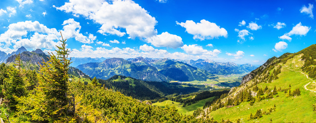 Gebirge in Tirol