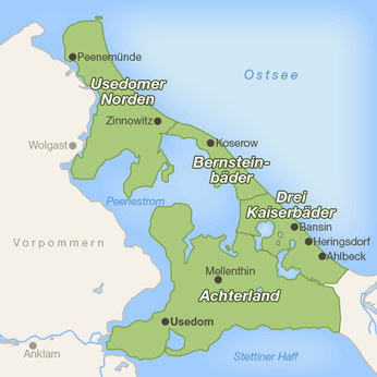 Usedom-Karte
