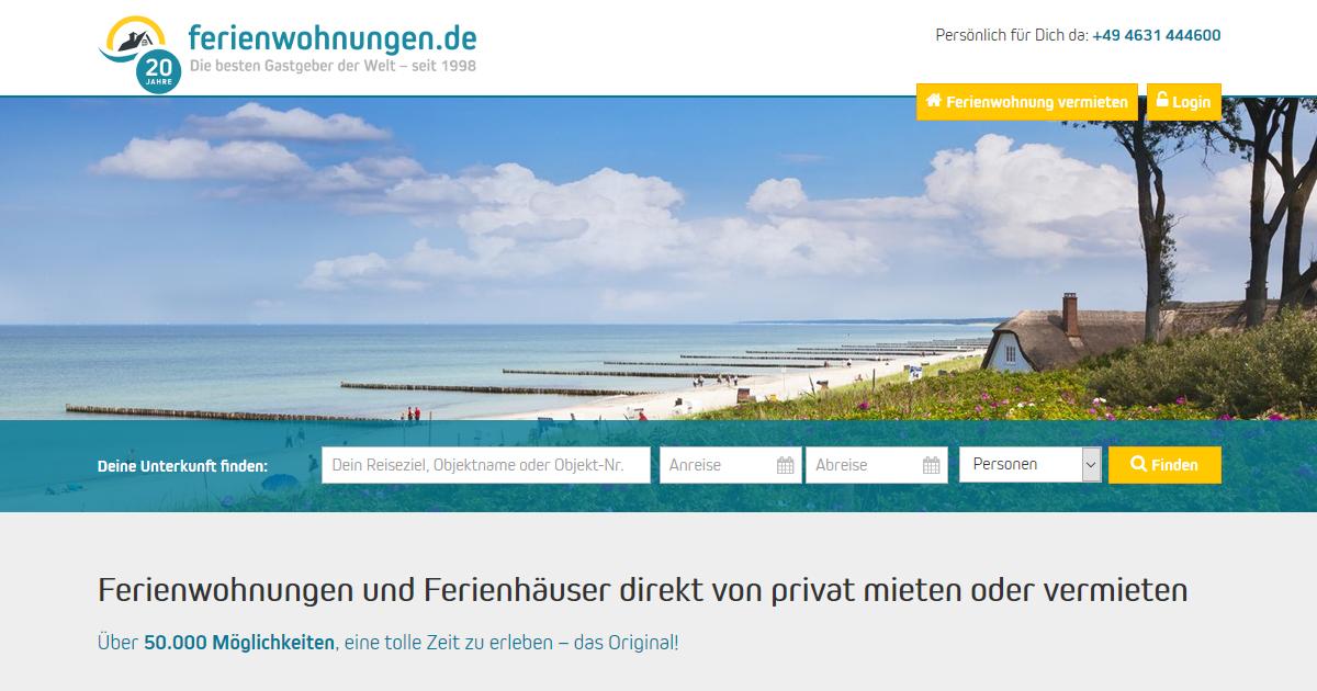 (c) Ferienwohnungen.de