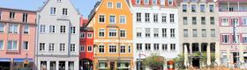 Ferienwohnung in Augsburg