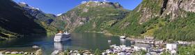 Nördliches Fjordnorwegen