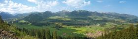 Ferienwohnung in Oberstaufen