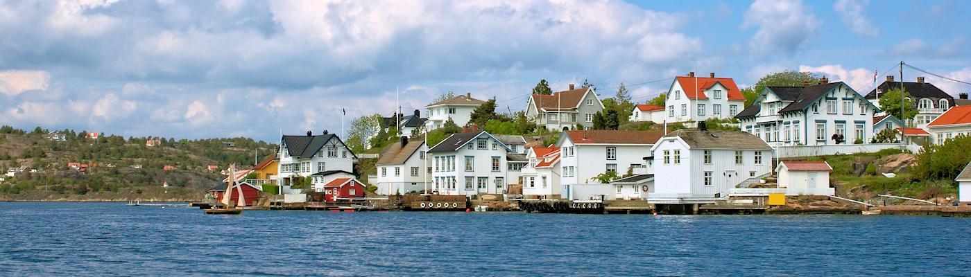 aust agder norwegen hafen ferienwohnungen