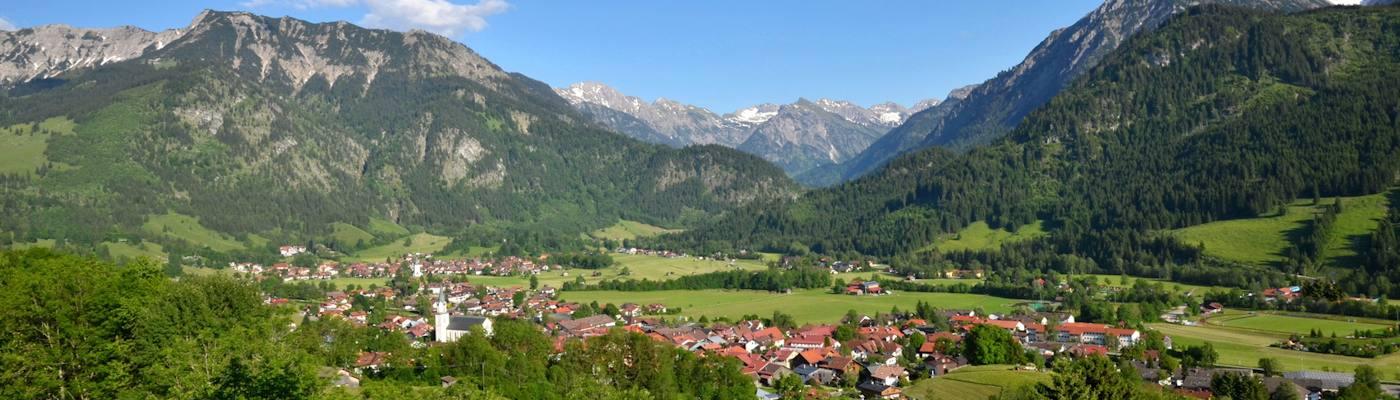 bad hindelang alpen wald ferienwohnungen