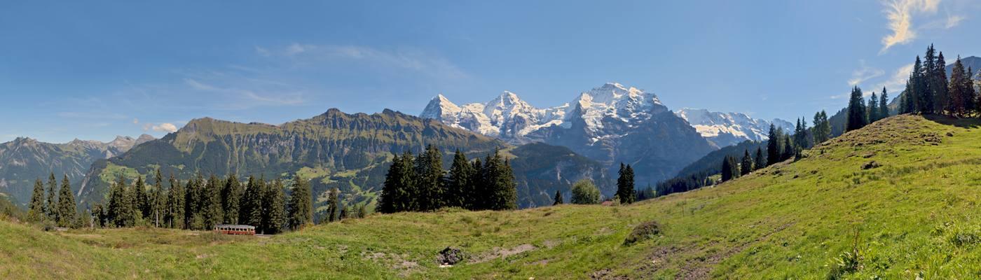 berner oberland schweiz berge