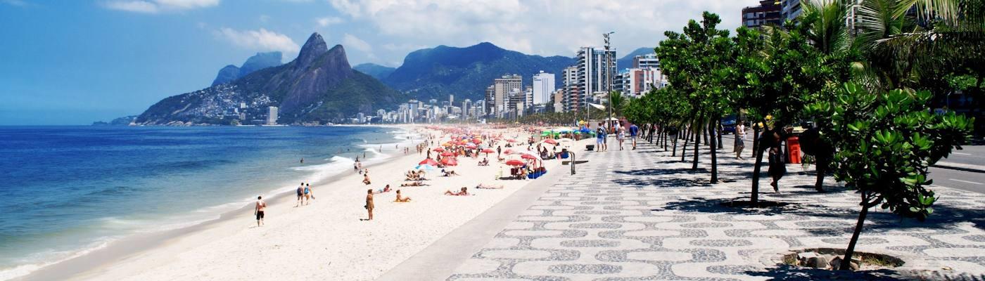 brasilien strand suedamerika