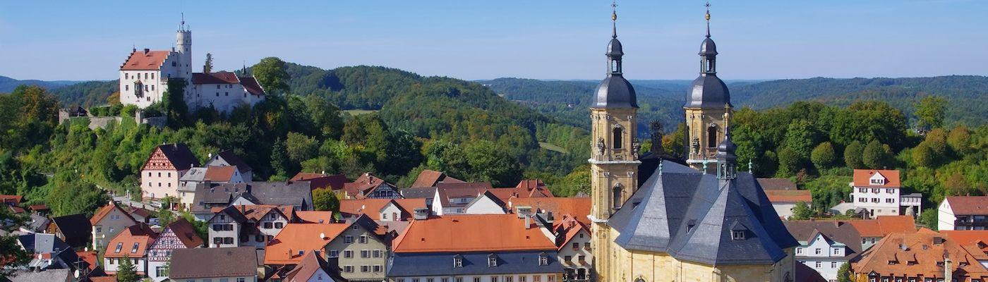 fraenkische schweiz bayern ferienwohnungen