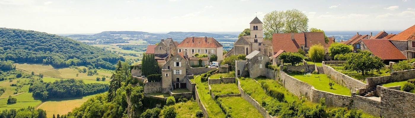 franche comte frankreich wald burg