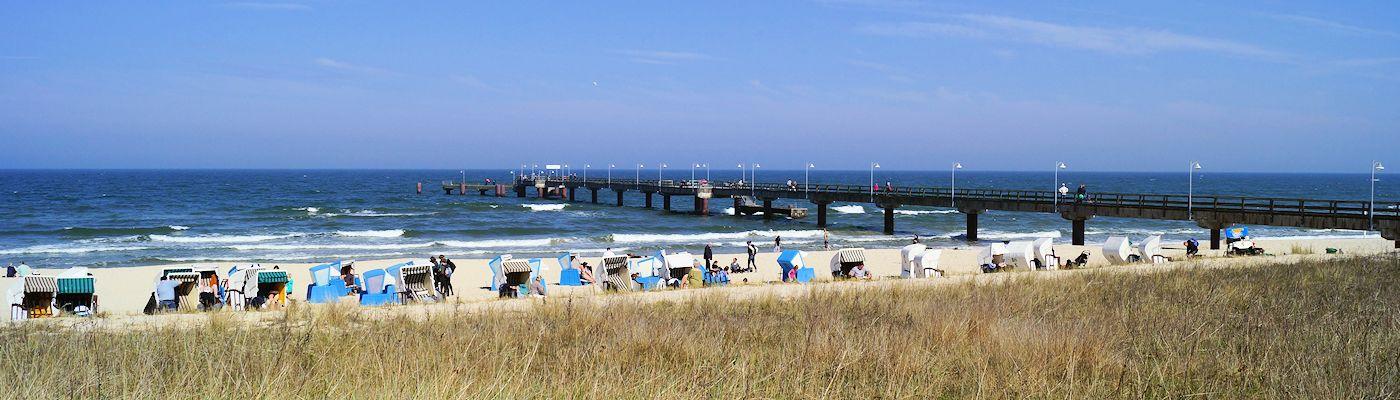 goehren ruegen ostsee strand