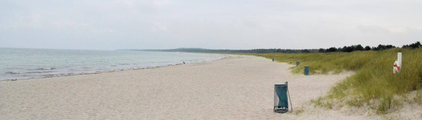 grenaa strand ostsee