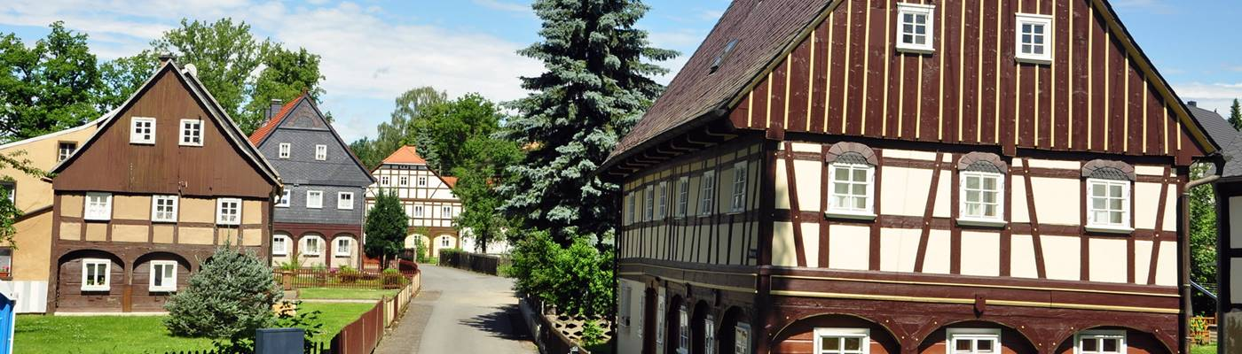 grossschoenau oberlausitz ferienhaus