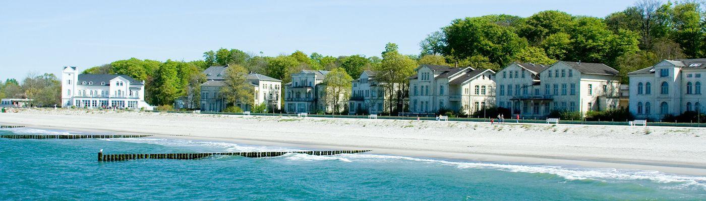 heiligendamm ostsee strand ferienwohnungen buchen