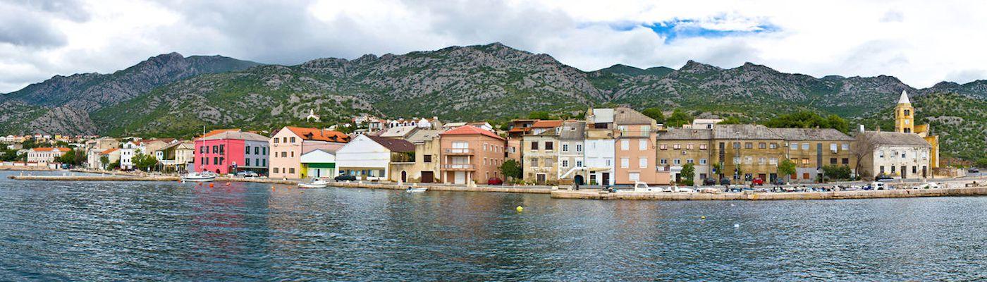karlobag kroatien ferienwohnungen