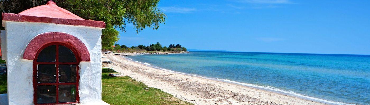 makedonien strand