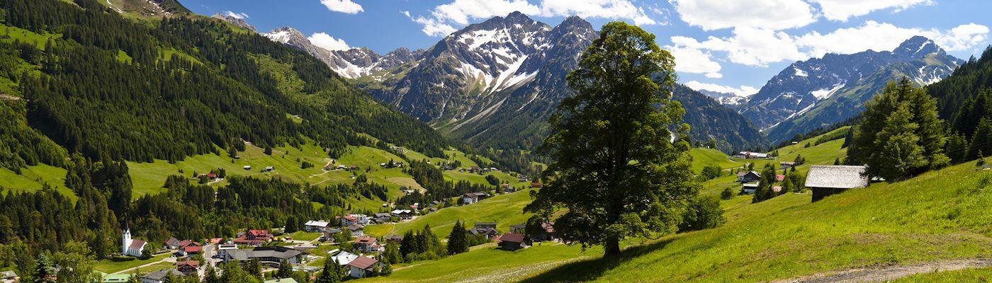 mittelberg kleinwalsertal bayern ferienwohnungen
