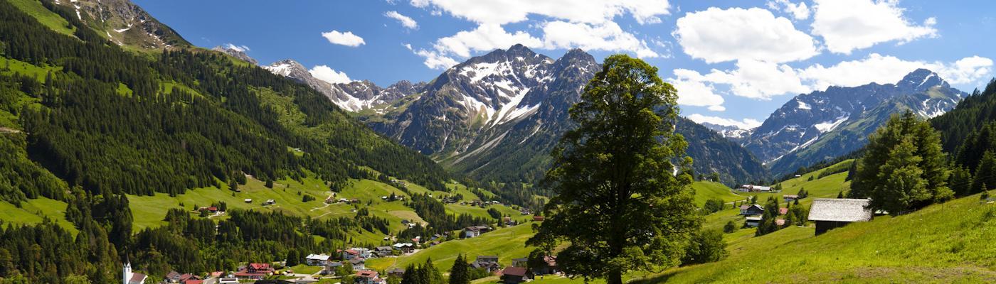 mittelberg vorarlberg berge ferienwohnung