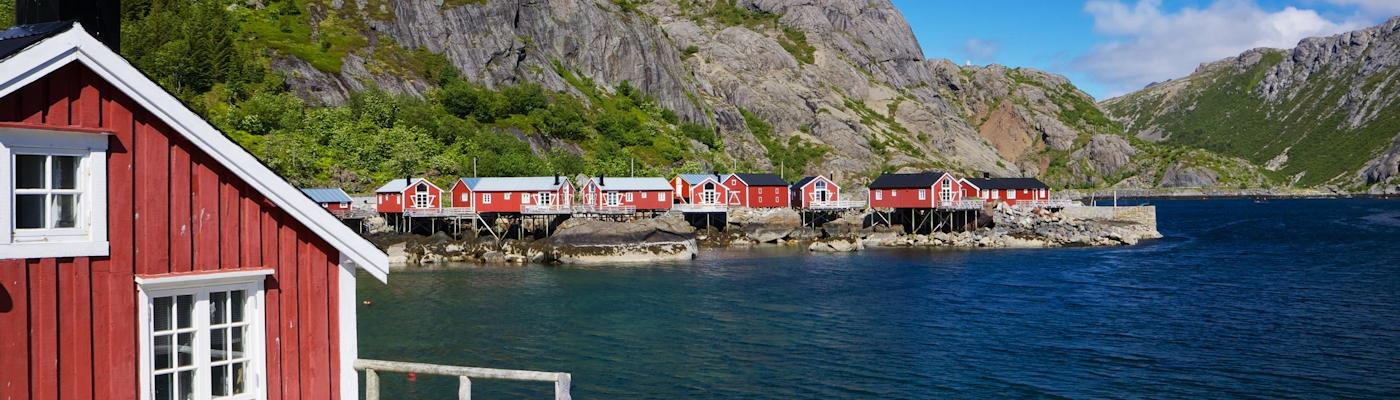 nord norwegen lofoten ferienhaus