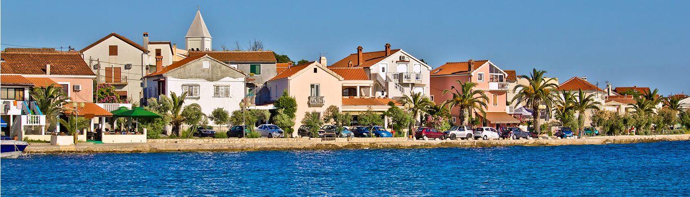petrcane kroatien apartments ferienwohnungen