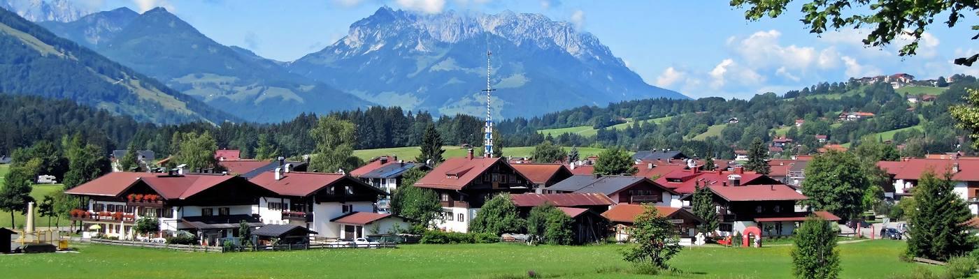 reit im winkl alpen berge ferienwohnung