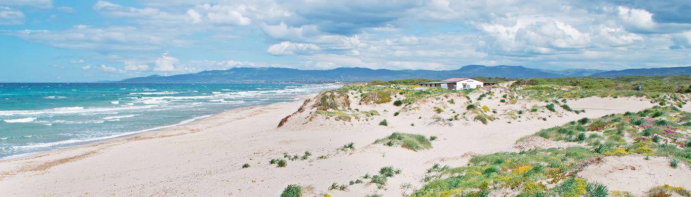 sassari sardinien strand ferienwohnungen